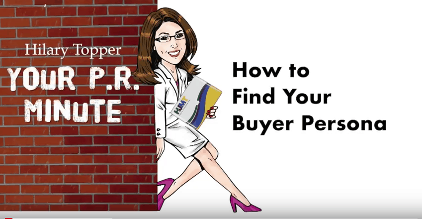 find your buyer persona