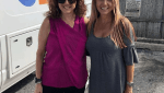 Hilary and Carolyn Gusoff of WCBS-TV