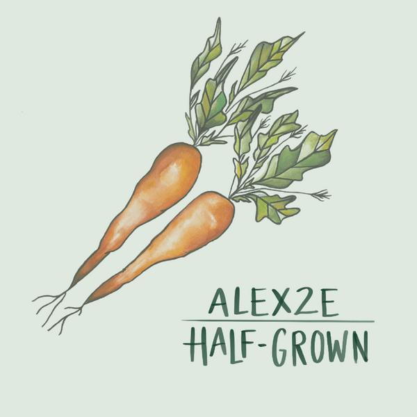 Half Grown Album Cover