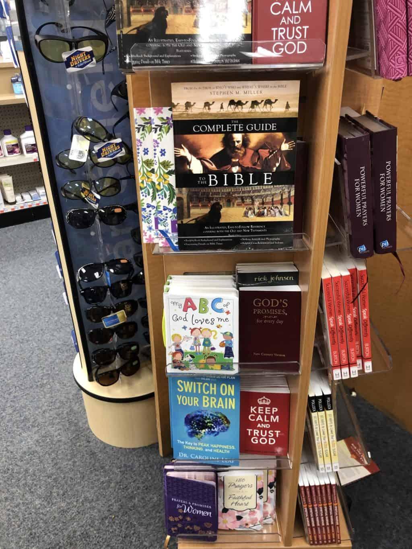 Religious Books at CVS