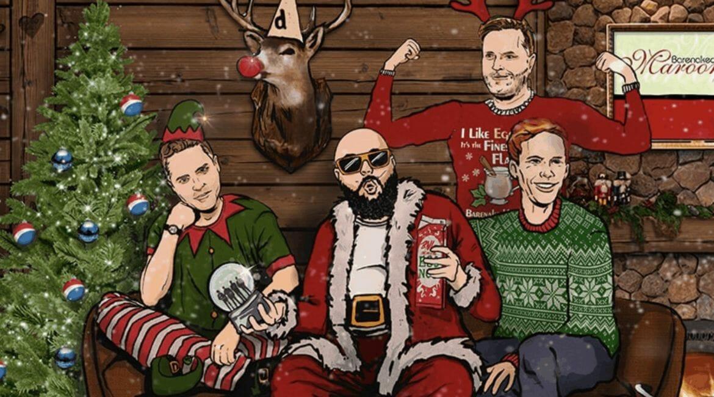 Barenaked Ladies Christmas