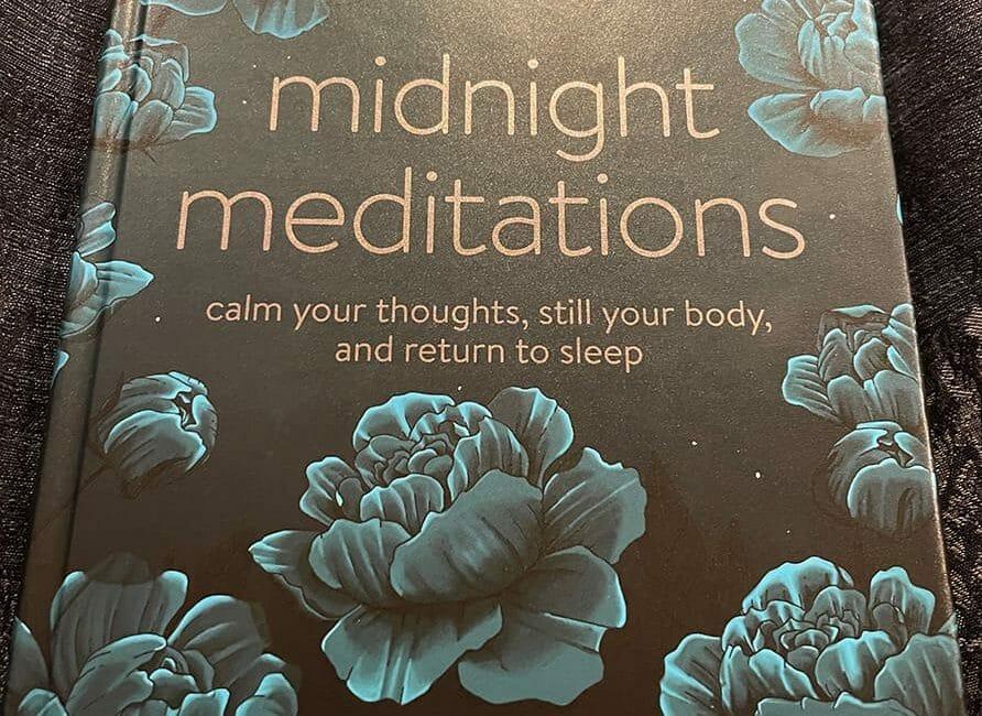 Midnight Meditation Book