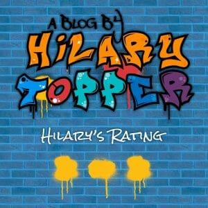 Hilary's 3 star rating