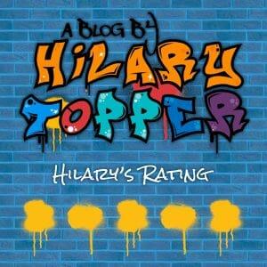 Hilary's 5 star rating