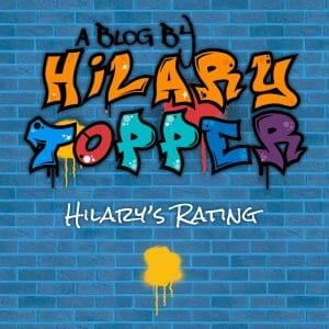 Hilary's 1 star rating